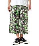 PHENOMENON(フェノメノン) / Camouflage 9/10 Length Wide Pants (カモ ハーフ ショーツ) L(40) リアルカモ