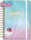 Häfft-Timer 2021/2022 A5 [Cali Kessy Edition] Schüler-Kalender, Schüler-Planer, Schulplaner, Semesterplaner für Oberstufe, Ausbildung oder Studium | nachhaltig & klimaneutral