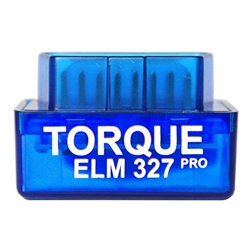 Torque Pro Elm 327 [ Android ONLY [ V1.5 ] OBDII OBD 2 Bluetooth Fault Code Reader - Track Recorder...