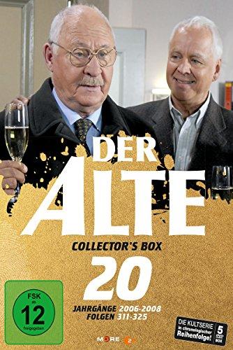 Der Alte - Collector's Box Vol. 20 (Folgen 311-325) [5 DVDs]