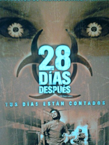 28 dias despues (dvd) * cillian murphy / naomie harris