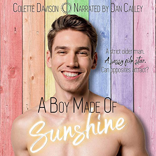 A Boy Made of Sunshine Audiobook By Colette Davison cover art