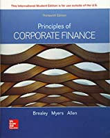 Principles of Corporate Finance, 13th Edition Front Cover