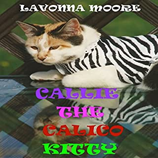 Callie the Calico Kitty audiobook cover art