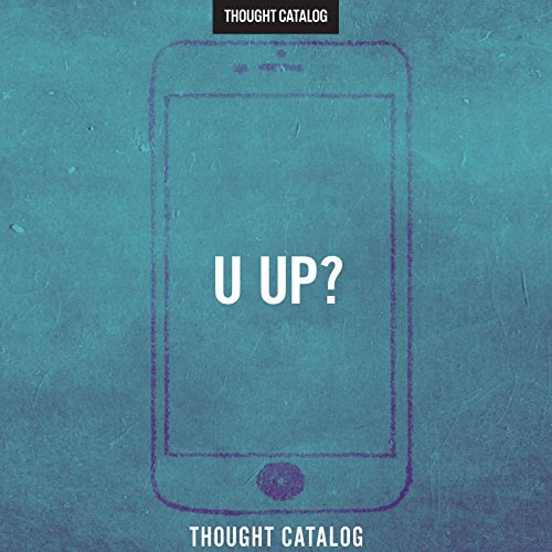 u up? audiobook cover art