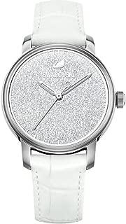 Crystalline Hours Watch, White 5218899