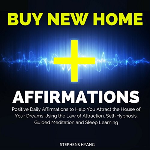 Buy New Home Affirmations audiobook cover art