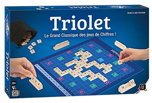 Gigamic Triolet Gfztr - Gioco da tavolo