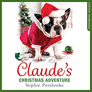 Claude's Christmas Adventure cover art