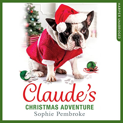 Claude's Christmas Adventure audiobook cover art