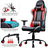 GTPLAYER Gaming Chair Racing Computer Office Desk Chairs【2 Years Limited Warranty】 Ergonomic Design with...