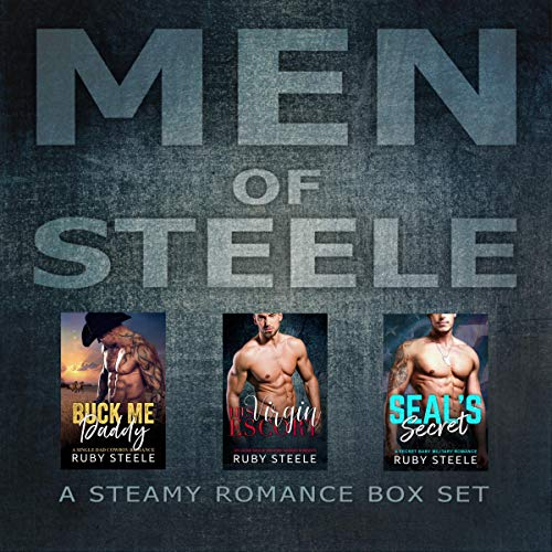 Men of Steele audiobook cover art