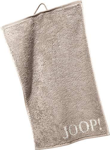 Joop! Handtücher Classic Doubleface 1600 Sand - 30 Gästetuch 30x50 cm