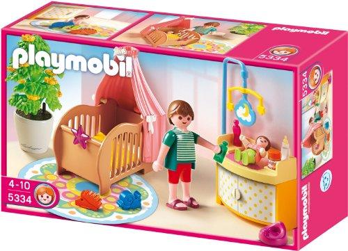 Playmobil 5334 - Zauberhaftes Babyzimmer