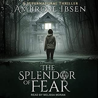 The Splendor of Fear audiobook cover art