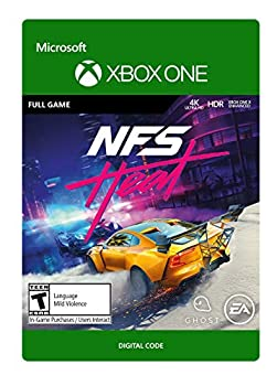 Need for Speed  Heat Standard Edition - [Xbox One Digital Code]