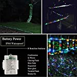 LED Fairy Rope String Lights - Liwiner USB Powered 33FT 100 LED String Light with Remote Timer 8 Mode Dimmable Strip… 11