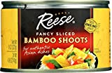 Reese Sliced Bamboo Shoots, 8-ounces (Pack of12)...