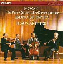 Mozart: Piano Quartets 1 & 2
