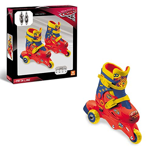 MONDO 28065 patines en linea - Patines en línea (Patines en línea urbanos, Niños, Unisex, 29 - 32, Rojo, Imagen)