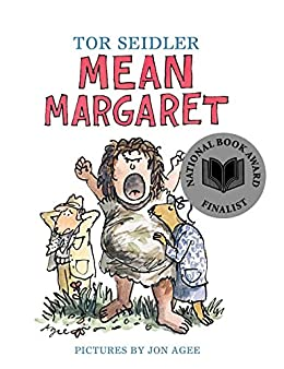 Mean Margaret by [Tor Seidler, Jon Agee]