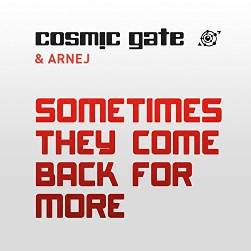 Cosmic Gate & Arnej