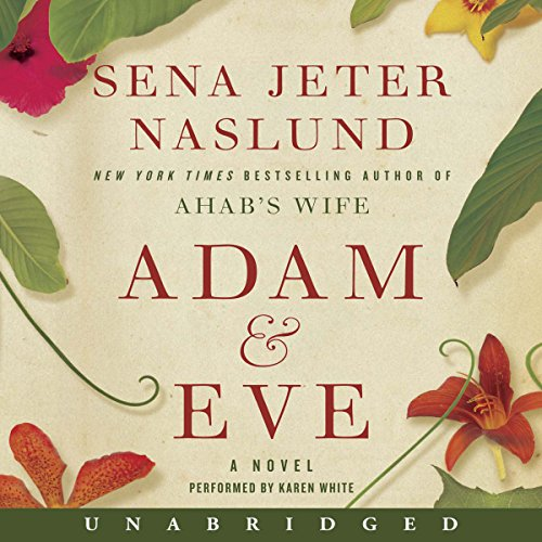 Adam & Eve audiobook cover art