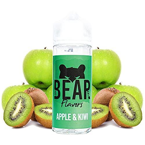 BEAR Flavors - Apple Kiwi | 100ML | Sin Nicotina: 0mg |...
