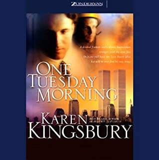 One Tuesday Morning                   By:                                                                                                                                 Karen Kingsbury                               Narrated by:                                                                                                                                 full cast                      Length: 14 hrs and 1 min     17 ratings     Overall 4.3