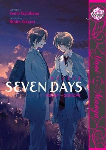 Seven Days: Friday-Sunday (Yaoi Manga) (English Edition)