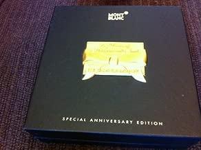Mont Blanc Meisterstuck 75th Anniversary Special Edition Ballpoint Pen 164 Black 75362