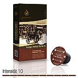 Gourmesso - cápsulas de café para cafetera Nespresso ® - 10 cápsulas de café compatibles (0,30 EUR/Cápsula) Lungo...