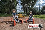 BERG Kettcar / Pedal-Gokart Buzzy Nitro - 8