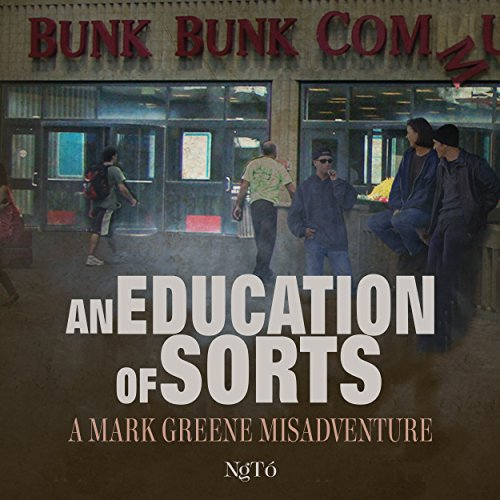 An Education of Sorts audiobook cover art