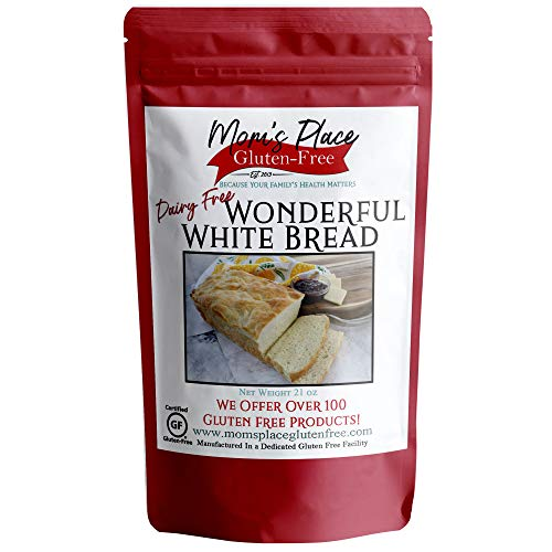 Gluten-Free Wonderful White Dairy-Free Bread Mix