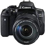 Canon EOS 750d/Rebel T6i/EOS Kiss X8i 18–135/3.5–5.6EF-S IS STM–Cámara Digital 24,7Mpx