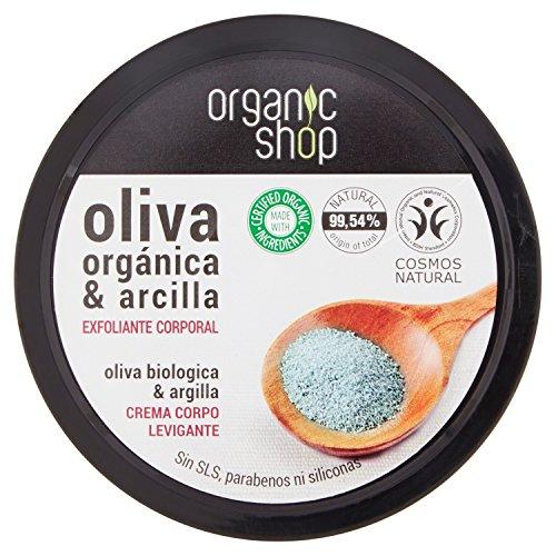 Exfoliante Corporal - Suave Olive Clay - Organic Shop