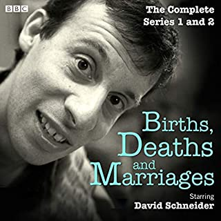 Births, Deaths and Marriages: The Complete Series 1 and 2 cover art