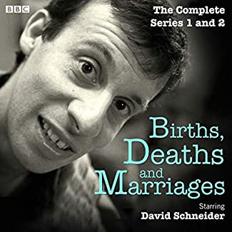 Births, Deaths And Marriages - The Complete Series 1 And 2