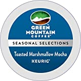 Green Mountain Coffee Roasters Toasted Marshmallow Mocha Keurig Single-Serve K-Cup Pods, Light Roast Coffee, 48 Count