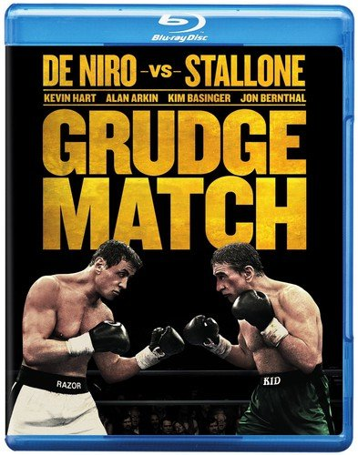 Grudge Match (Blu-ray + DVD) [Importado]