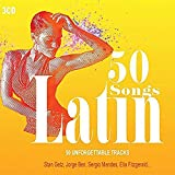 3 CD 50 Hits Latino. Grandi Classici di Bossa Nova, Latin Jazz, Bachata, Merengue. Salsa �...