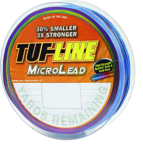 Tuf-Line ML18100 Micro Lead Core Spectra Braid...