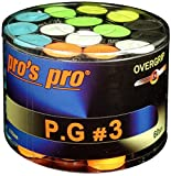 Pros Pro Overgrip P.G.3 60er colored perforated