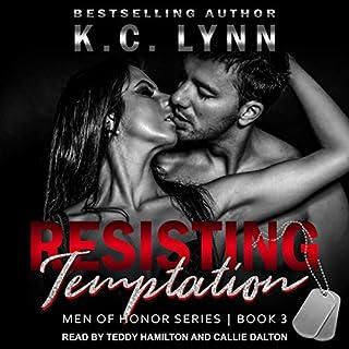 Resisting Temptation audiobook cover art