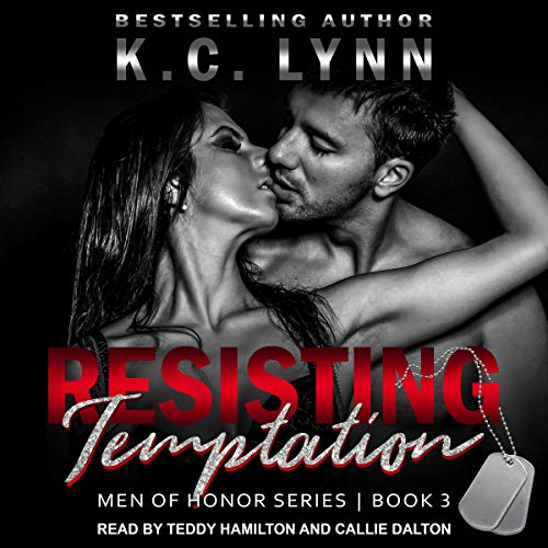 Resisting Temptation audiobook cover art