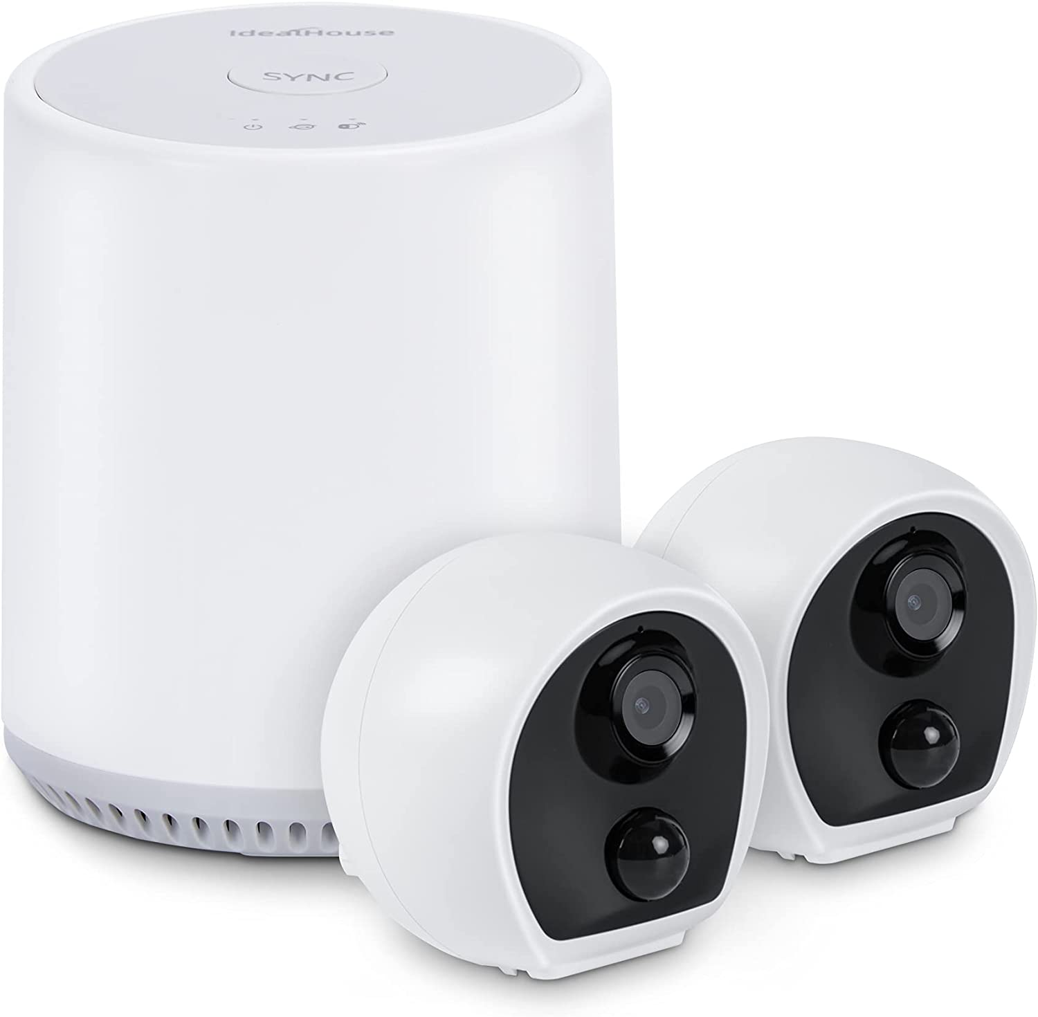 Security Camera Outdoor Wireless IDEALHOUSE 2P Finally We OFFer at cheap prices resale start