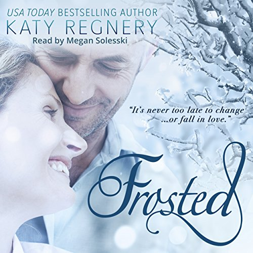 Frosted audiobook cover art