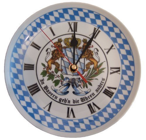 Horloge Bavaroise Originale Marche Arrière