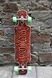 Mindless Voodoo Komplett Longboard Nyoka Flex Drop Through -...